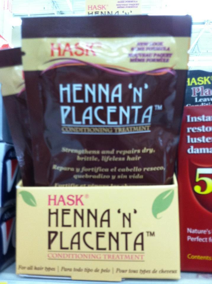 Henna n placenta